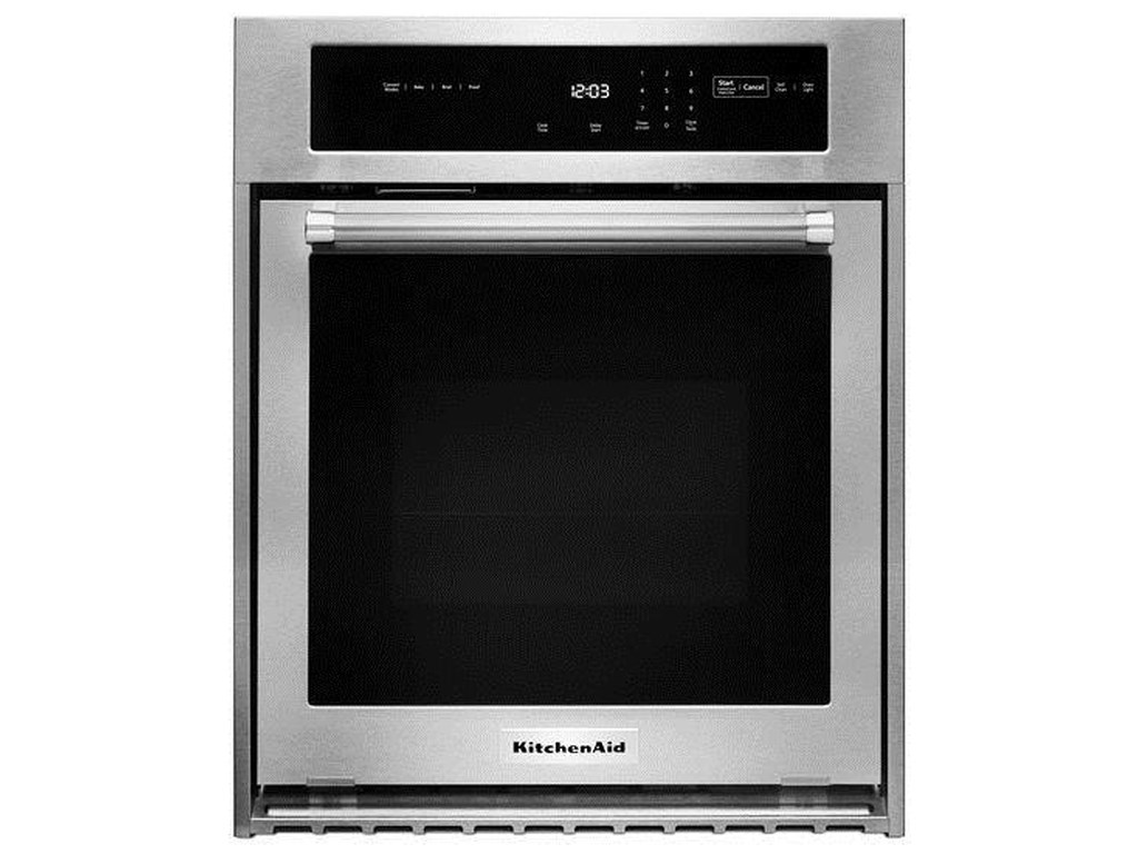 kitchenaid built in electric single oven24 - Kitchen Aid Oven