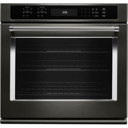 """30"""" 5.0 Cu. Ft. Convection Single Wall Oven"""