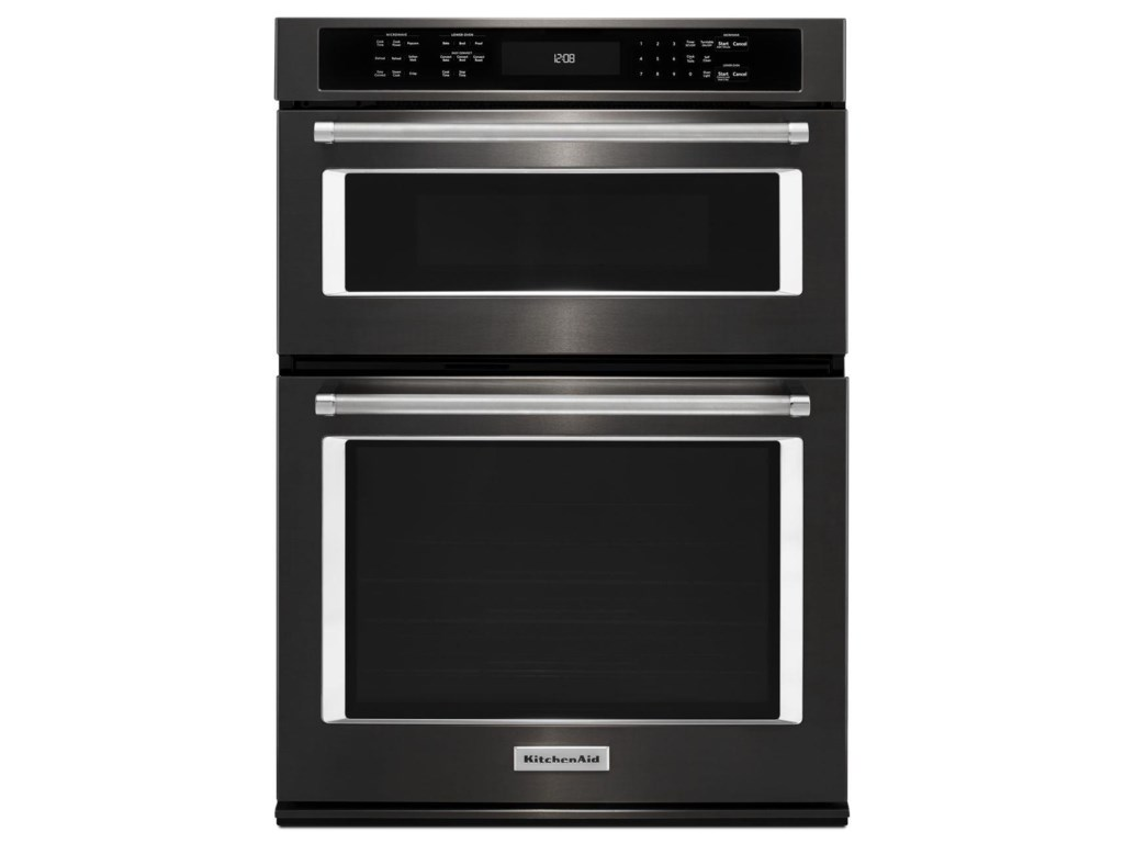 Ft Convection Oven Microwave Comination With Gl Touch Control Panel By Kitchenaid