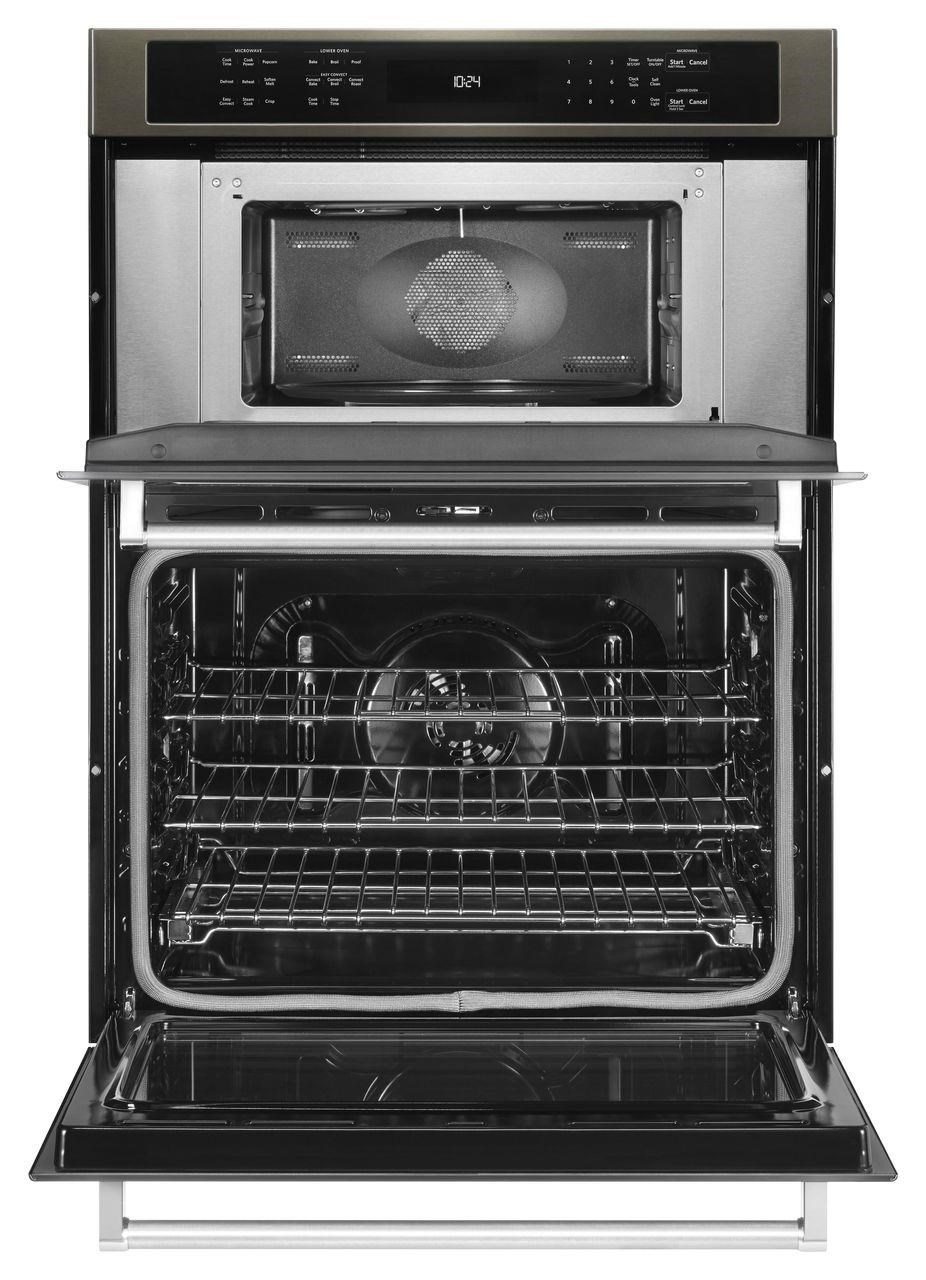 KitchenAid Combination Oven With Microwave30; KitchenAid Combination Oven  With Microwave30