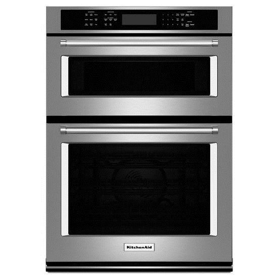 Beau KitchenAid Combination Oven With Microwave27