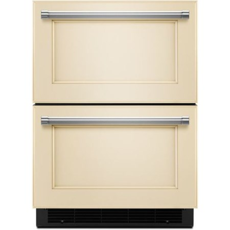 "24"" Double Refrigerator Drawer"