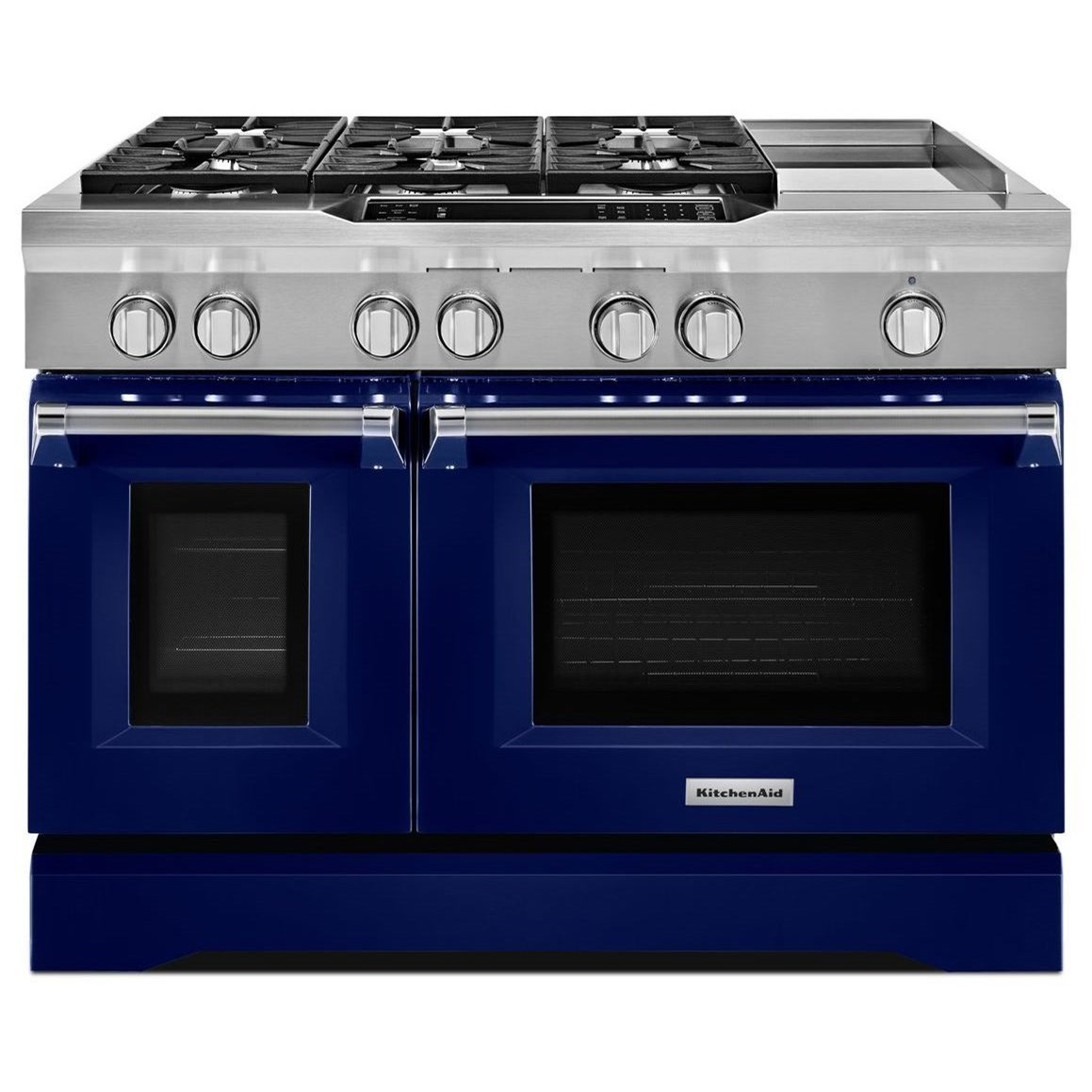 Merveilleux KitchenAid Dual Fuel Ranges48