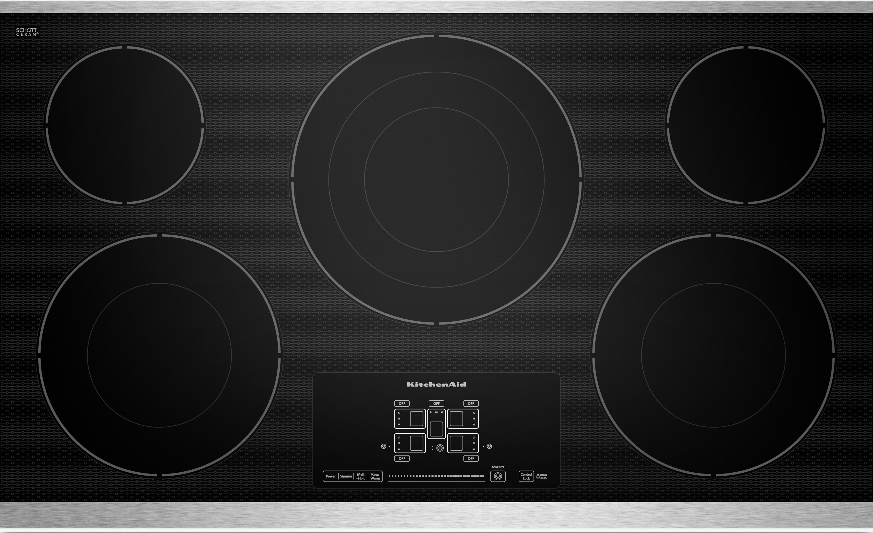 KitchenAid Electric Cooktops   Kitchenaid 30