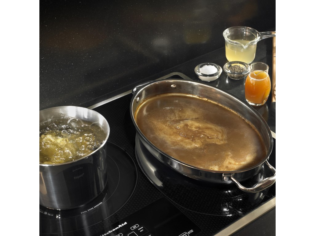 Convenient for Any Cookware
