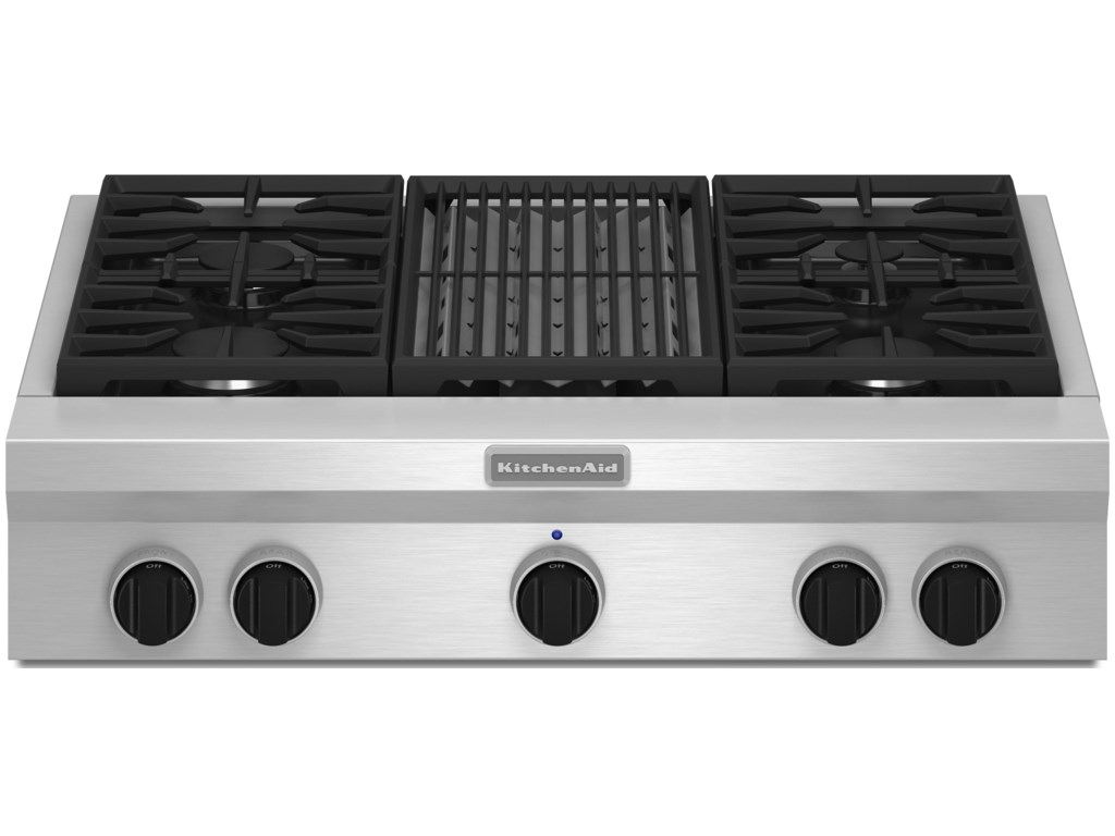Gas Cooktops 36\