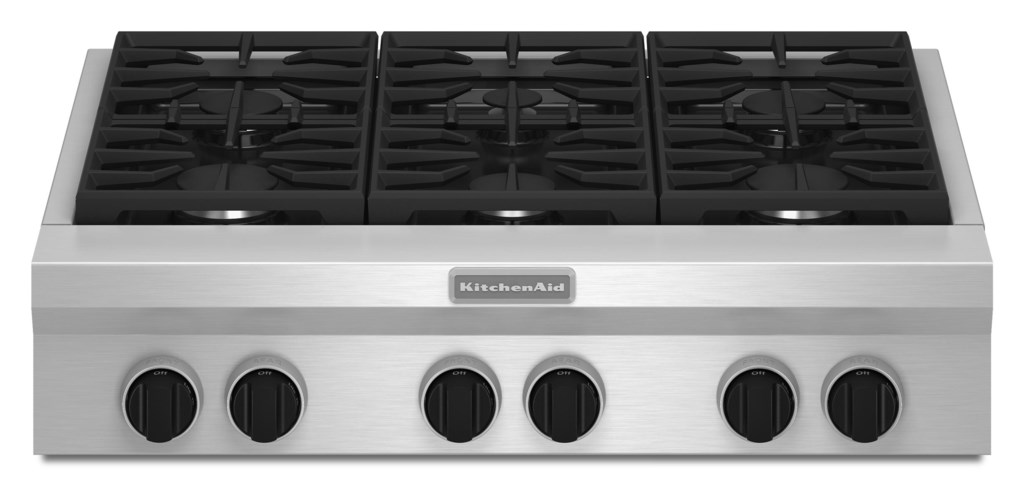 Kitchenaid Gas Cooktops36
