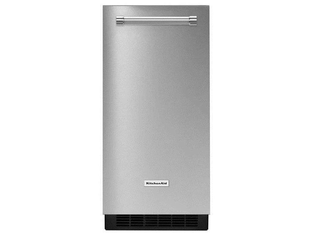 KitchenAid 15\'\' Automatic Ice Maker with Clear Ice Technology ...