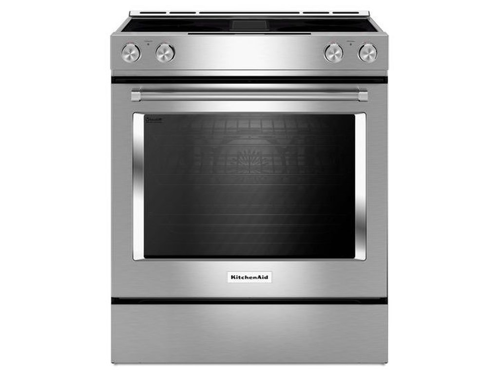 KitchenAid 30-Inch 4-Element Electric Downdraft Slide-In Range with on magic chef gas stove, siemens gas stove, pioneer gas stove, sears gas stove, kitchen aid stove, black gas stove, 30 gas stove, hp gas stove, on the stove, miele gas stove, craigslist antique gas stove, maytag gas stove, gibson gas stove, norge gas stove, 36 gas stove, adjustable burner gas stove, hampton bay gas stove, kelvinator gas stove, portable gas stove, commercial 6 burner gas stove,