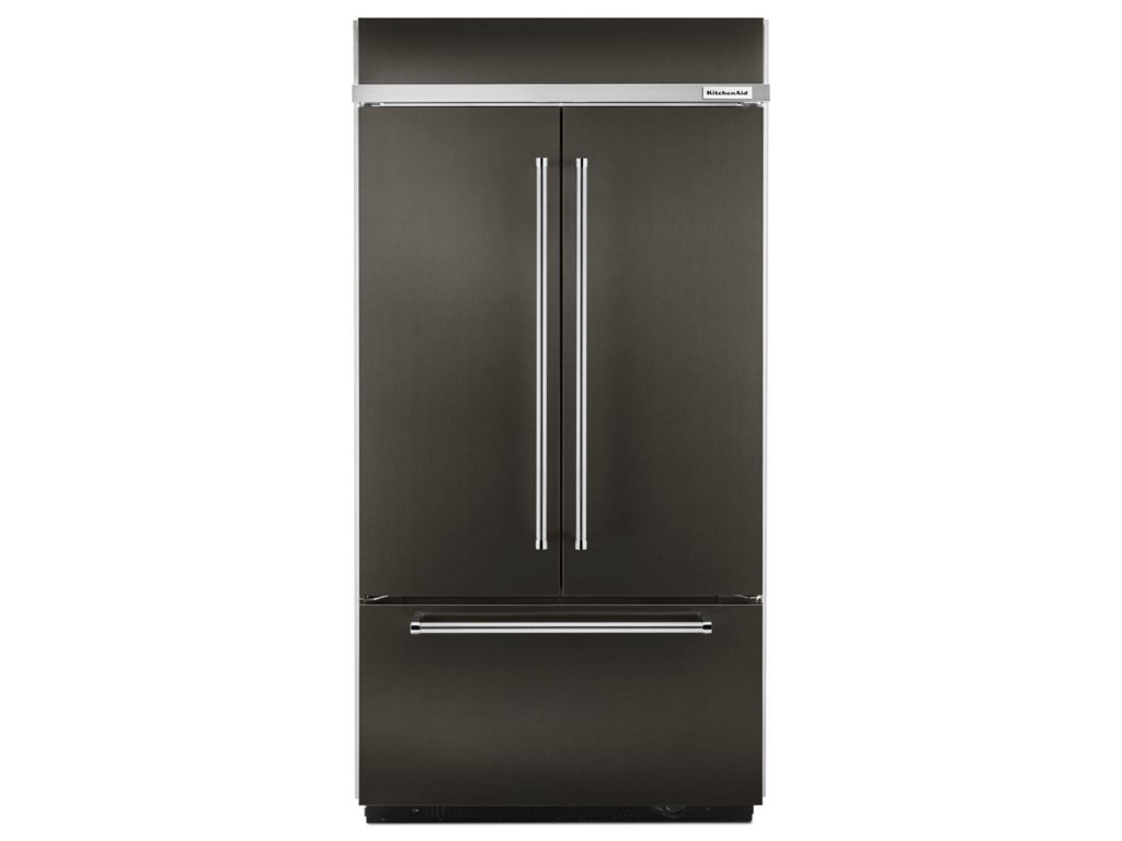 KitchenAid French Door Refrigerators Energy Star® 24.2 Cu. Ft. 42\
