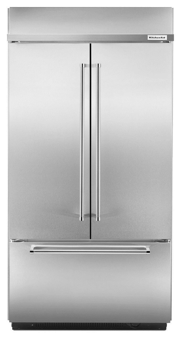 KitchenAid KitchenAid French Door Refrigerators42 ...