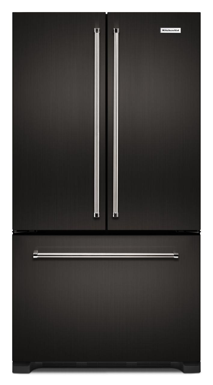 kitchenaid krfc302ebs22 cu ft counter depth french door rh furnitureappliancemart com