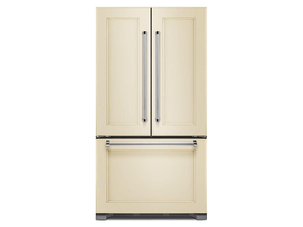 Kitchenaid Krfc302epa22 Cu Ft Counter Depth French Door