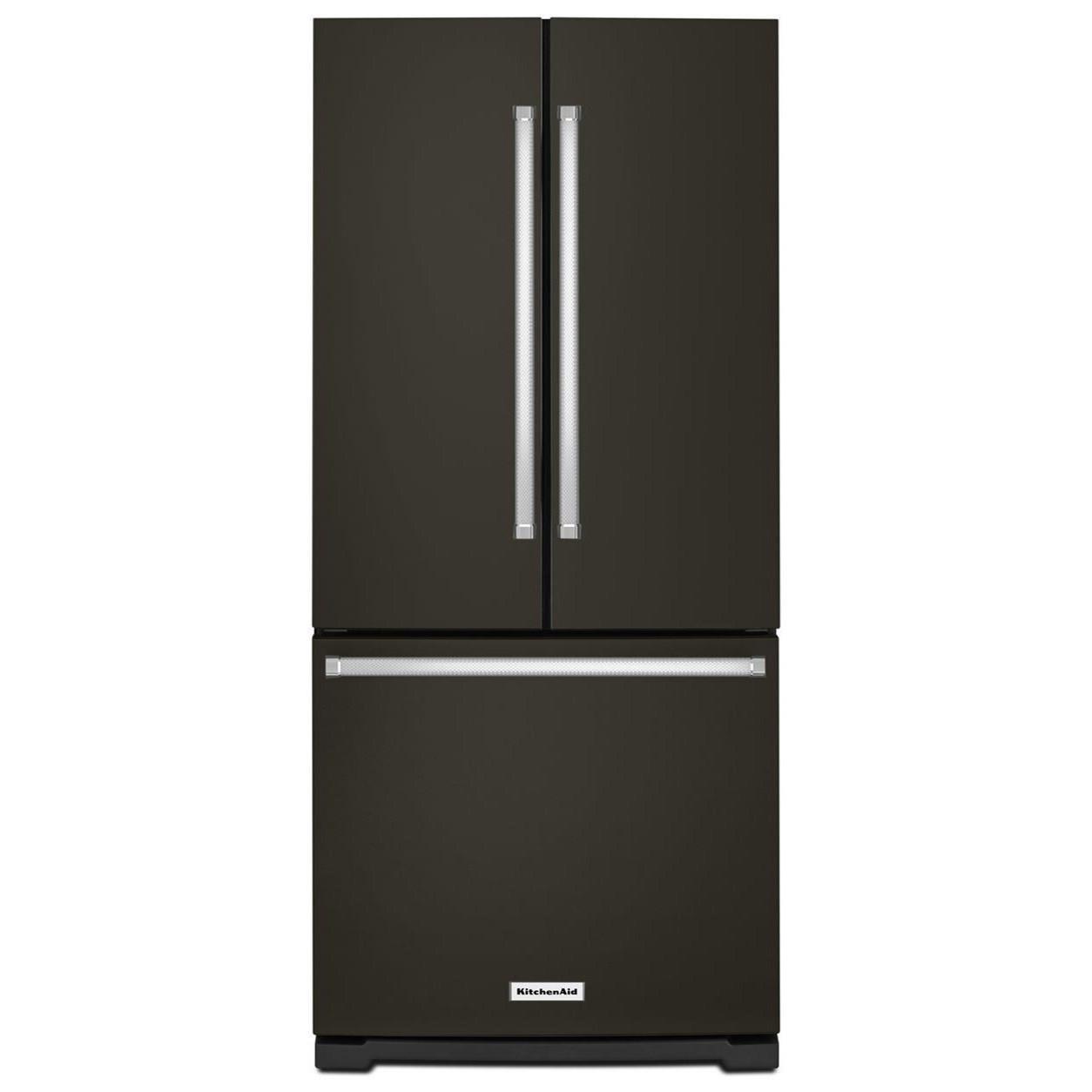 KitchenAid KitchenAid French Door Refrigerators20 Cu. Ft. 30 Inch French  Door Refrigerator