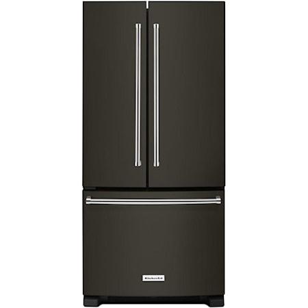"""22 Cu. Ft. 33"""" French Door Refrigerator"""