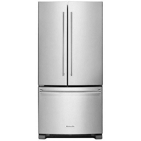 22 Cu. Ft. 33-Inch French Door Refrigerator