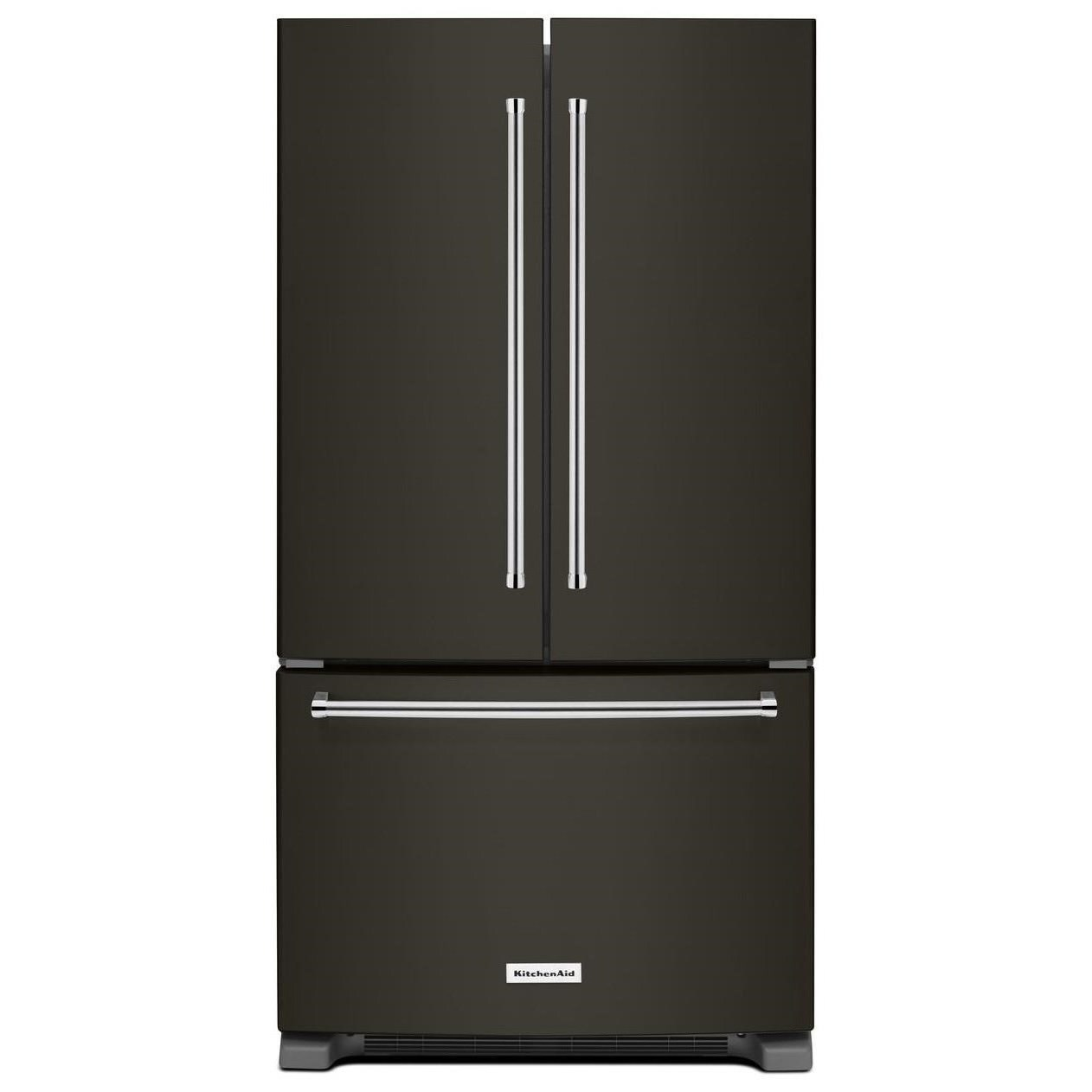 Ft. 36 Width Standard Depth French Door Refrigerator With Interior  Dispenser By KitchenAid