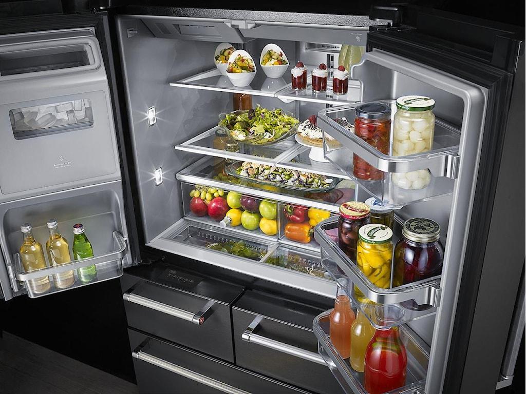 KitchenAid KitchenAid French Door Refrigerators25.8 Cu. Ft. 36
