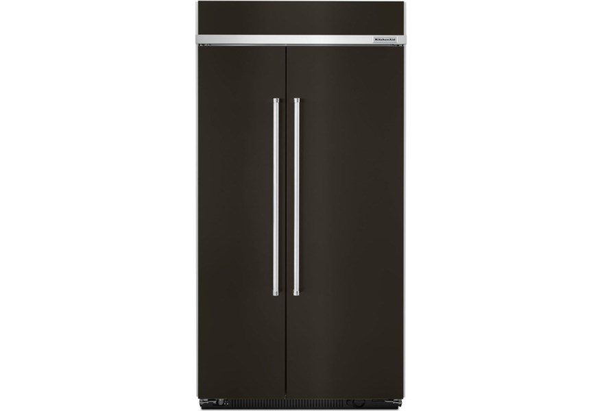 KitchenAid Side-by-Side Refrigerator 42\