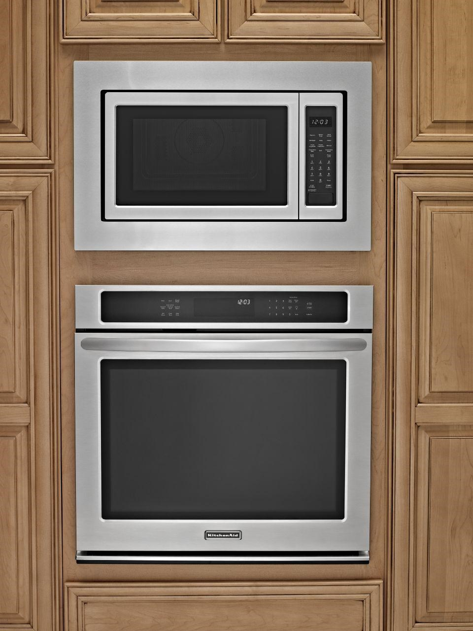 1200 Watt Countertop Convection Microwave Oven By KitchenAid