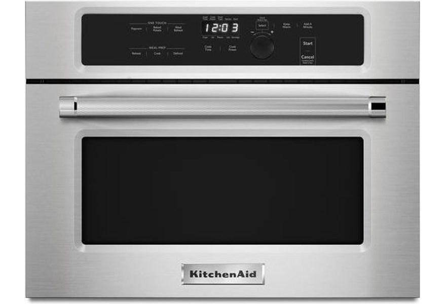 Microwaves Kitchenaid 24 Built In Microwave Oven