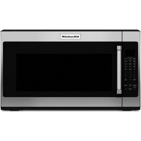 2.0 cu. ft. 1000-Watt Microwave