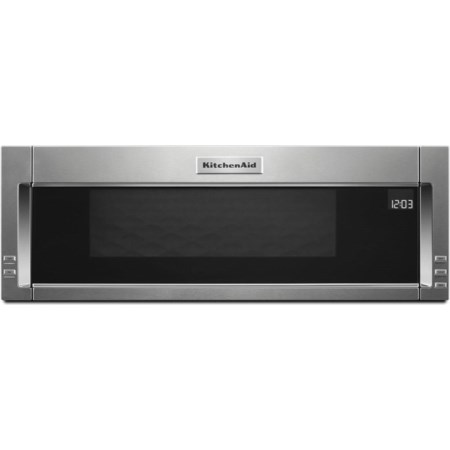 1000-Watt Low Profile Microwave Hood Combina
