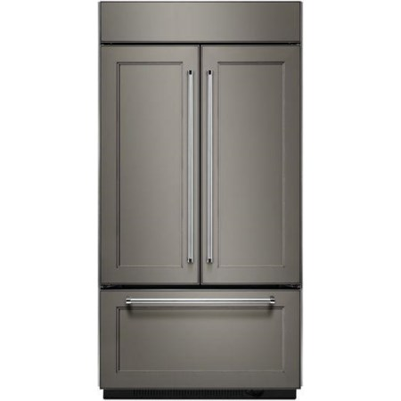 """24.2 Cu. Ft. 42"""" French Door Refrigerator"""
