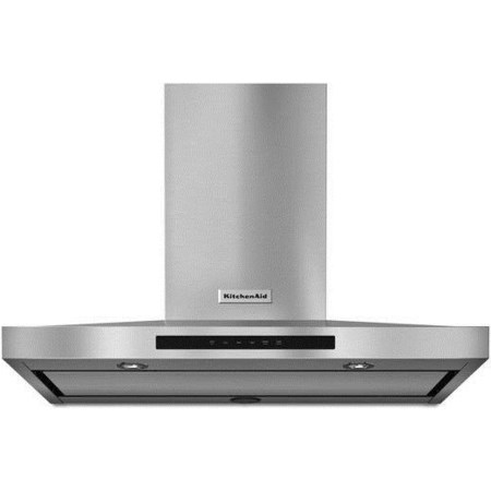 36'' Wall-Mount, 3-Speed Canopy Vent Hood