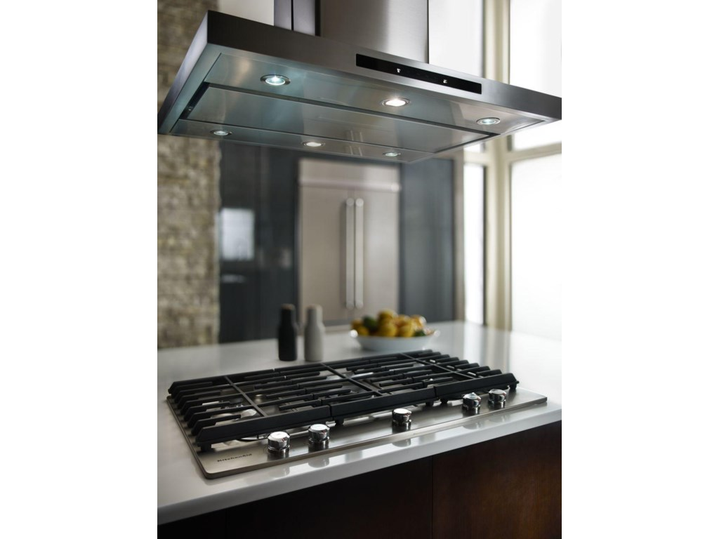Kitchenaid Vents And Hoods 201736 Wall Mount 3 Sd Canopy