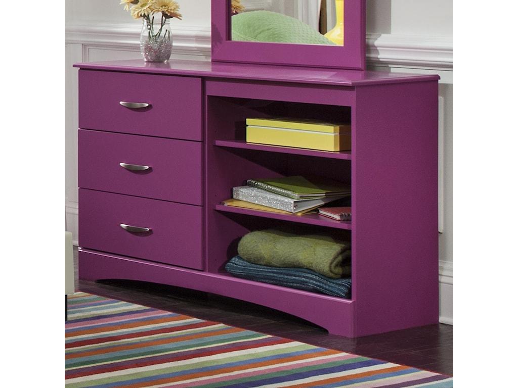 Kith Furniture 171 RaspberryDresser