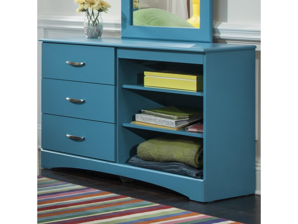 Kith Furniture 173 TurquoiseDresser