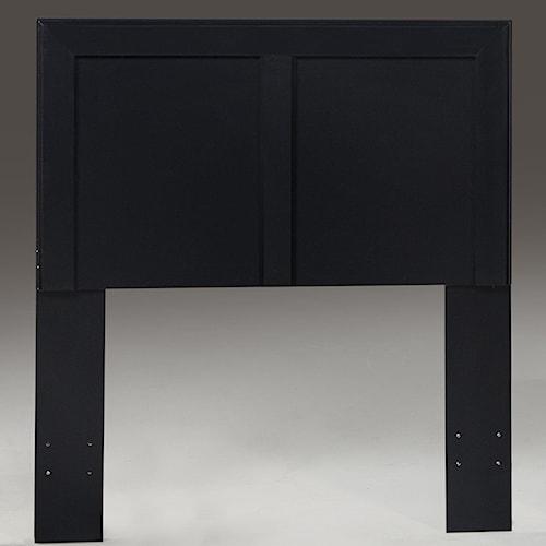 Kith Furniture 195 Black Full/Queen Headboard
