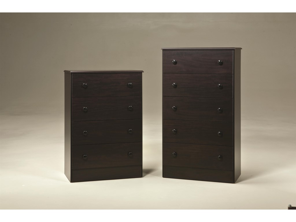 Kith Furniture 197 Merlot5 Drawer Chest