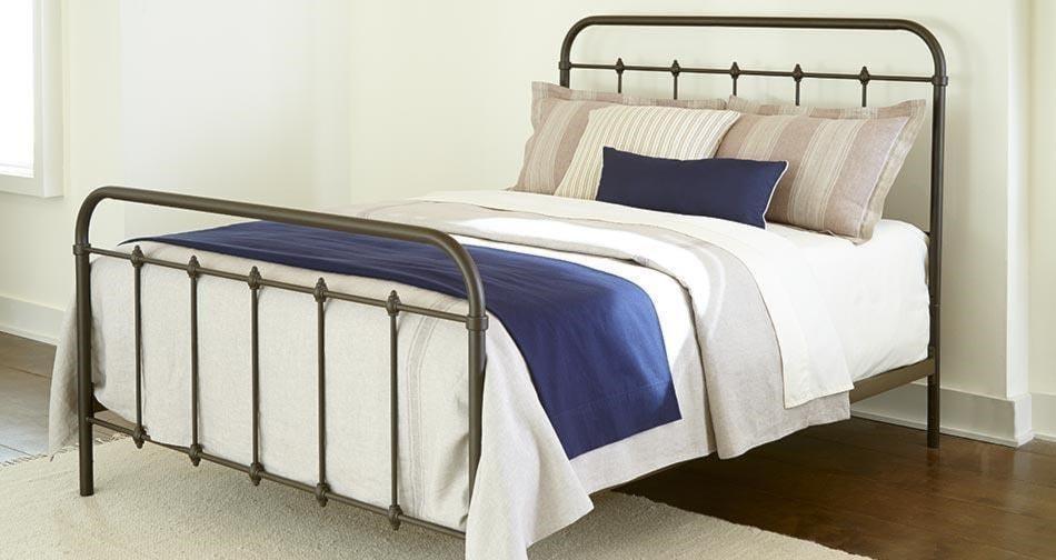 Kith Furniture Jourdan CreekFull Bed with Rails