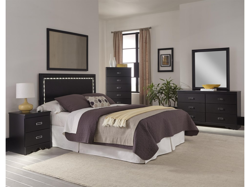 Kith Furniture SwagQueen Bedroom Group