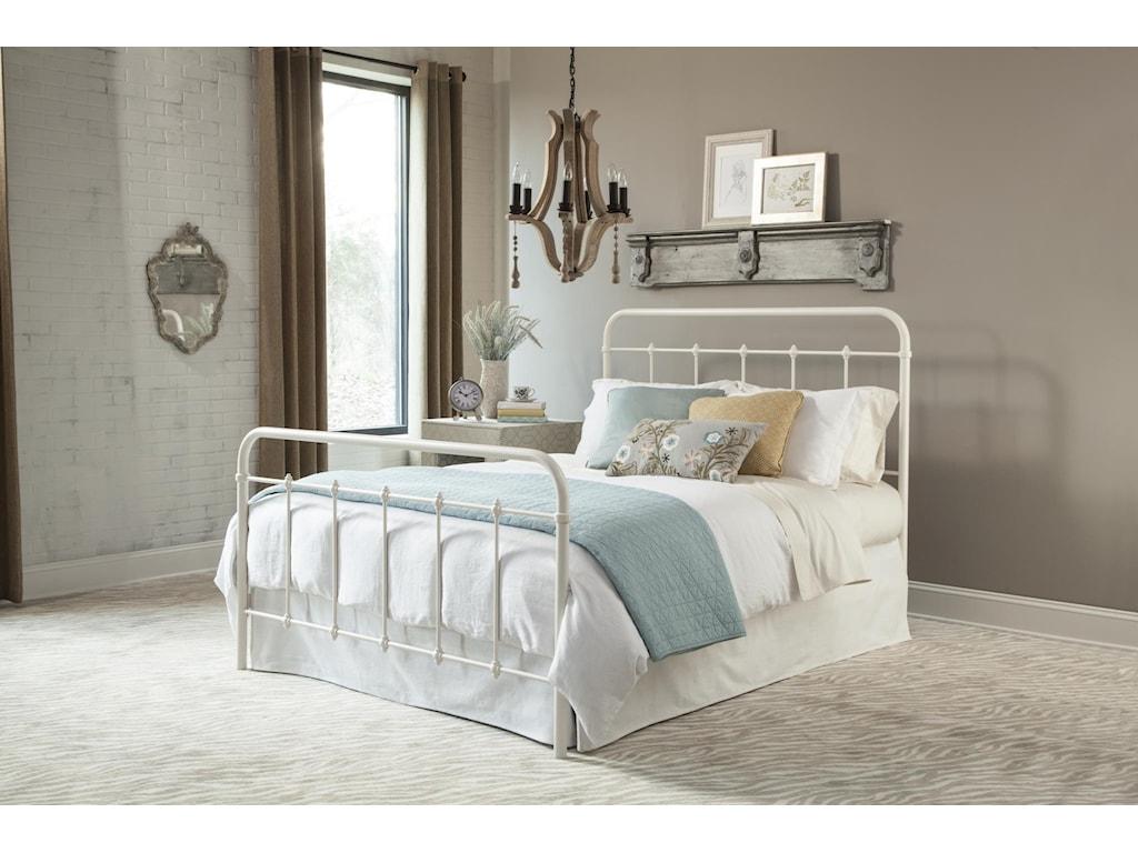 Kith Furniture 899King Metal Bed