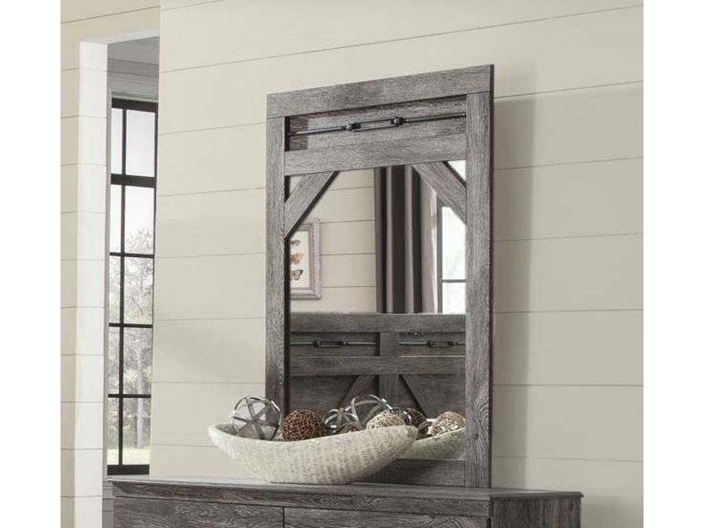Kith Furniture GlenridgeMirror