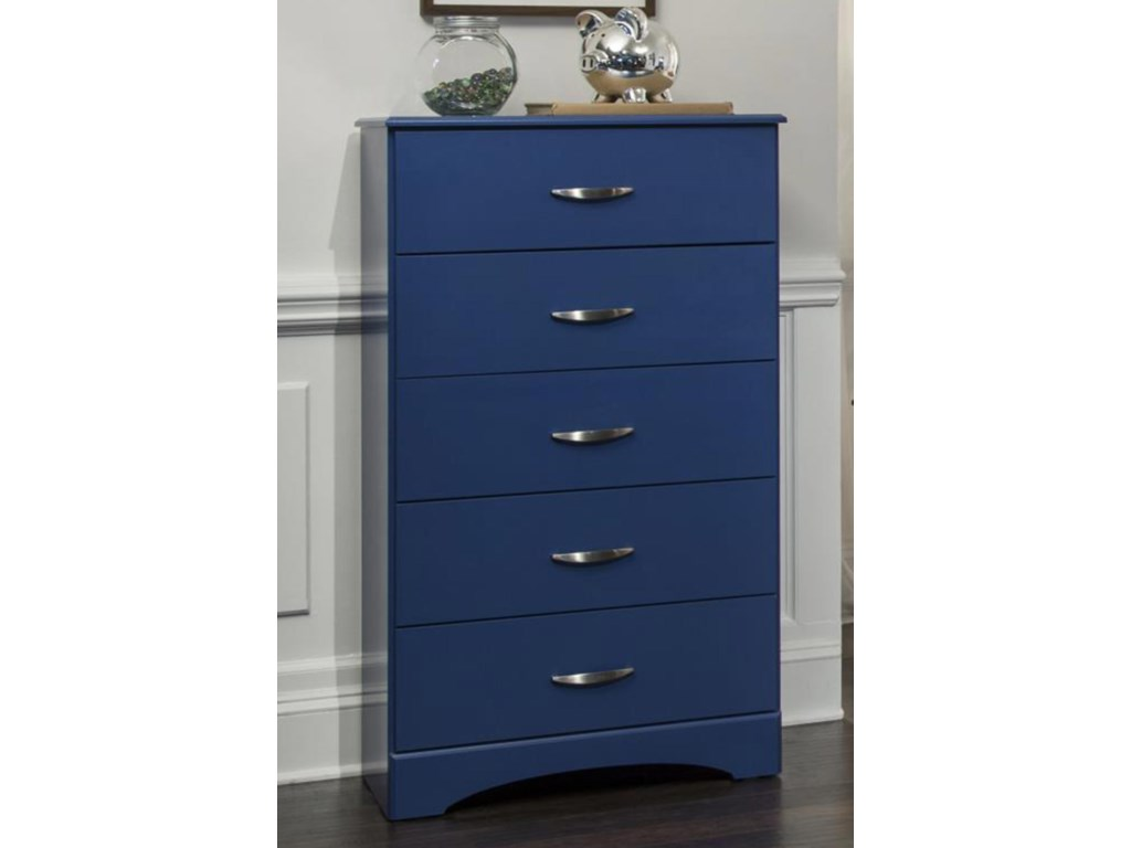 Kith Furniture ChestsRoyal Blue Chest