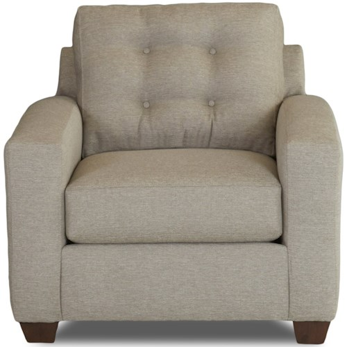 Klaussner Dylan Contemporary Chair