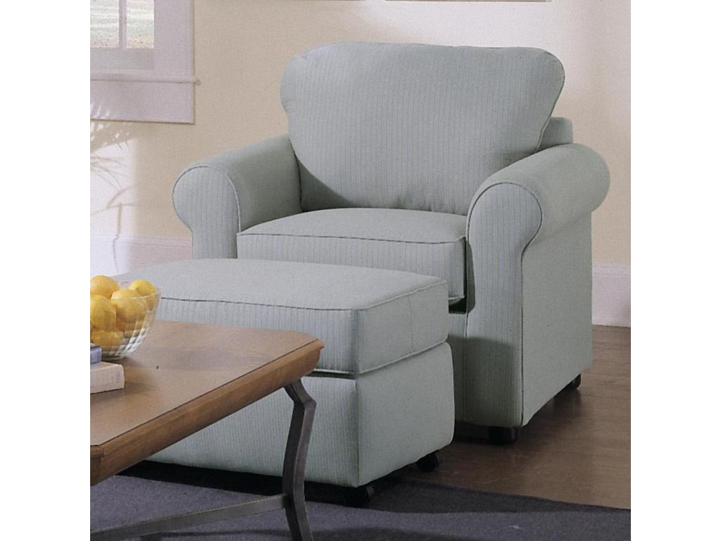 Shown with Coordinating Chair