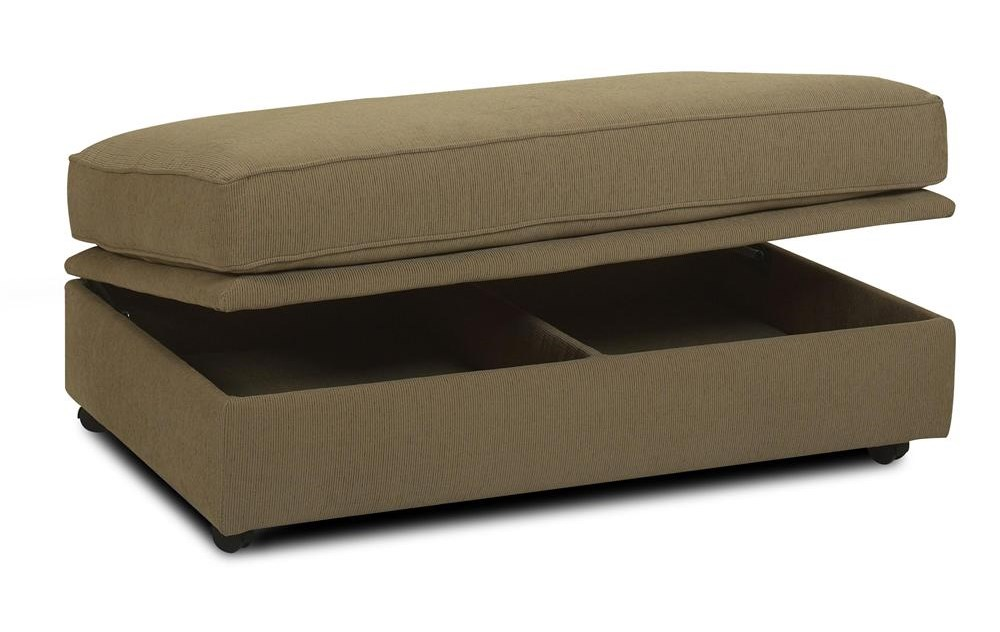 Elliston Place BrightonStorage Ottoman