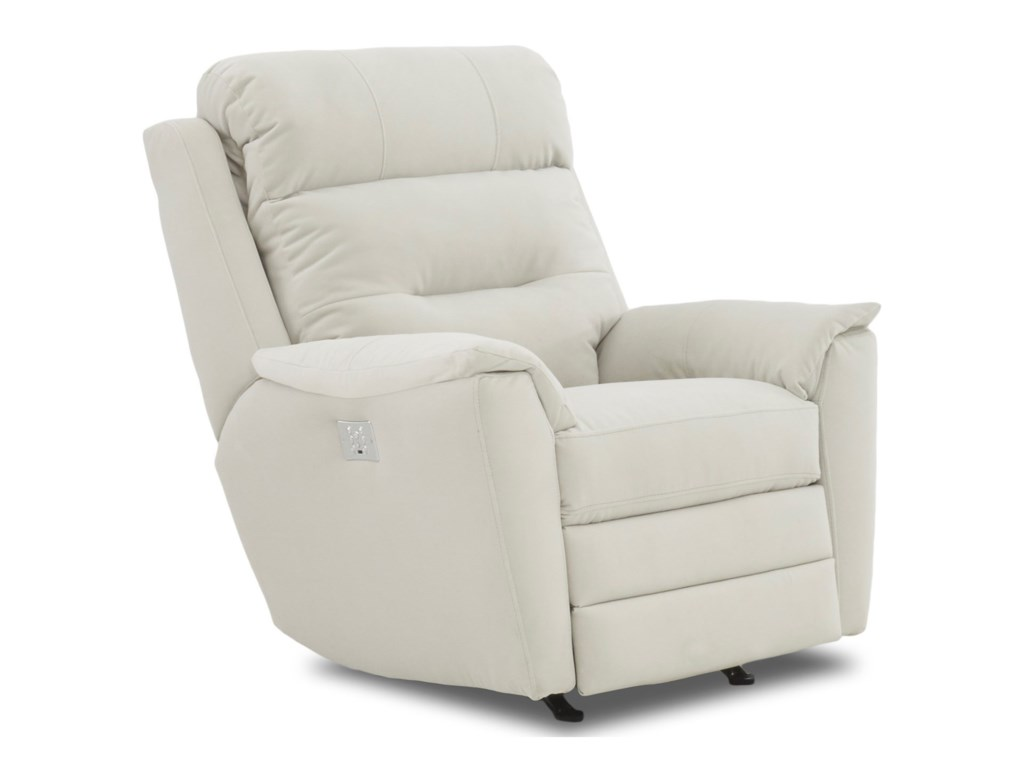Elliston Place NolaPower Recliner with Power Headrest/Lumbar