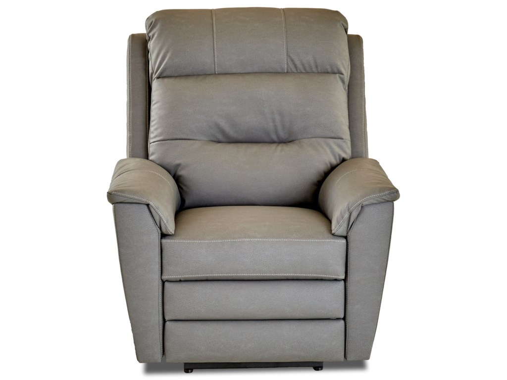 Elliston Place NolaPwr Rocking Recliner w/ Pwr Head and Lumbar