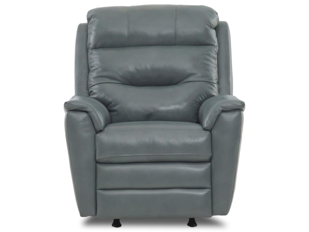 Klaussner NolaPower Recliner with Power Headrest