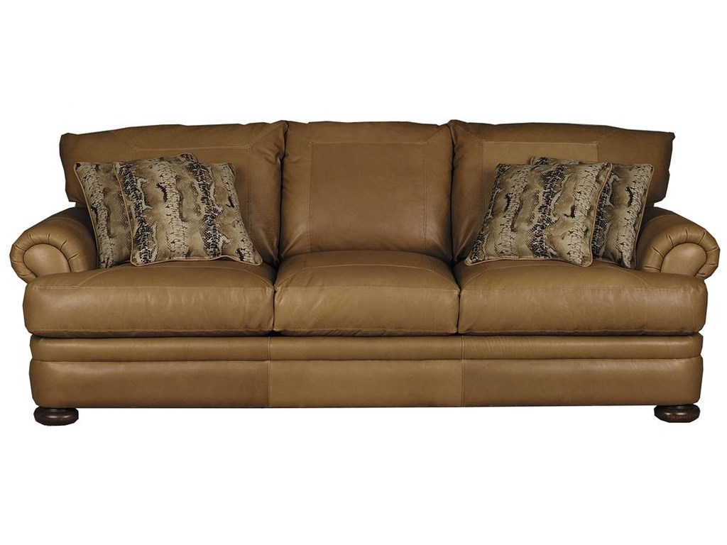 Elliston Place MontezumaLeather Sofa