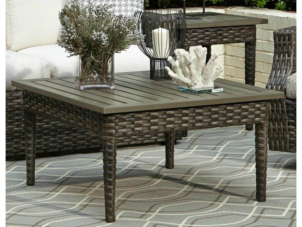 Elliston Place TampaTampa Outdoor Coffee Table