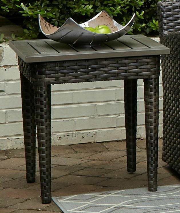 Elliston Place TampaTampa Square End Table