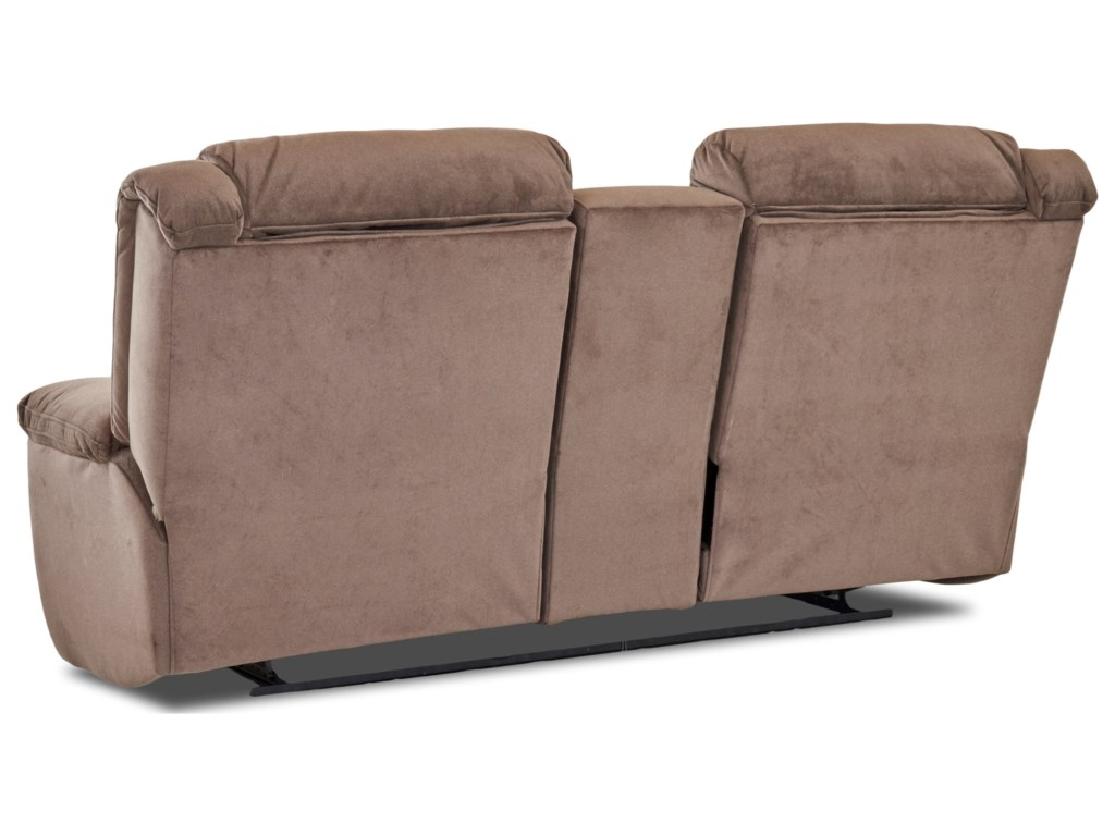 Simple Elegance McCallPower Reclining Loveseat with Power Headrest