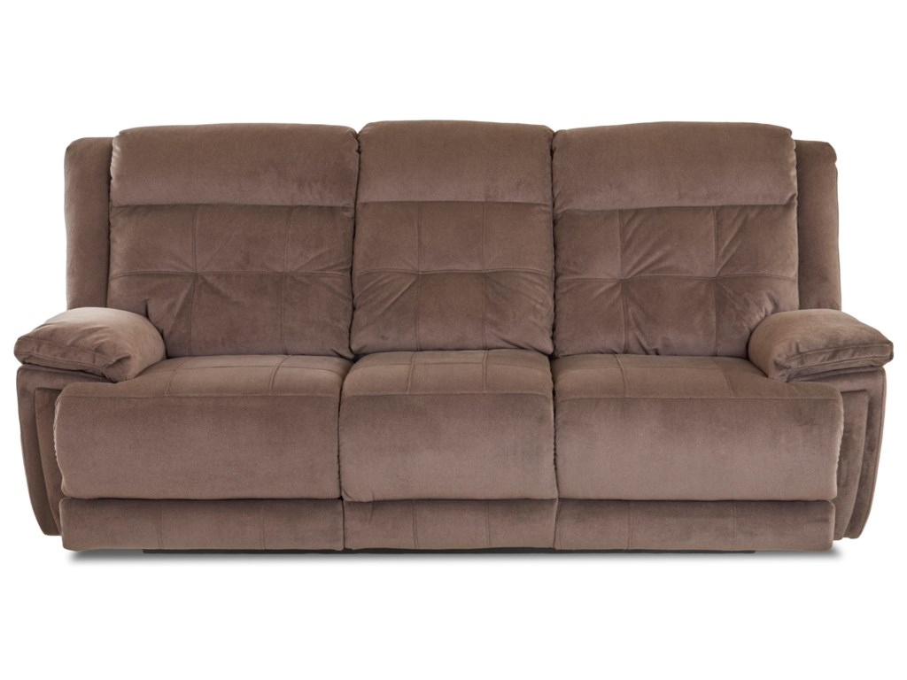 Elliston Place McCallPower Reclining Sofa with Power Headrest